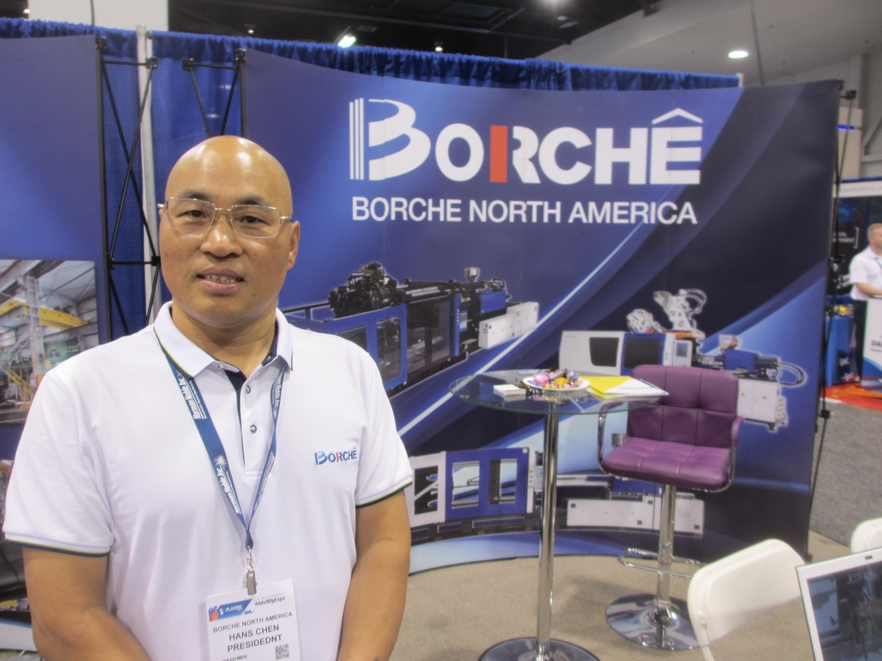 Borche headquarters sets up in North America